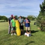 Golf outing for chamber