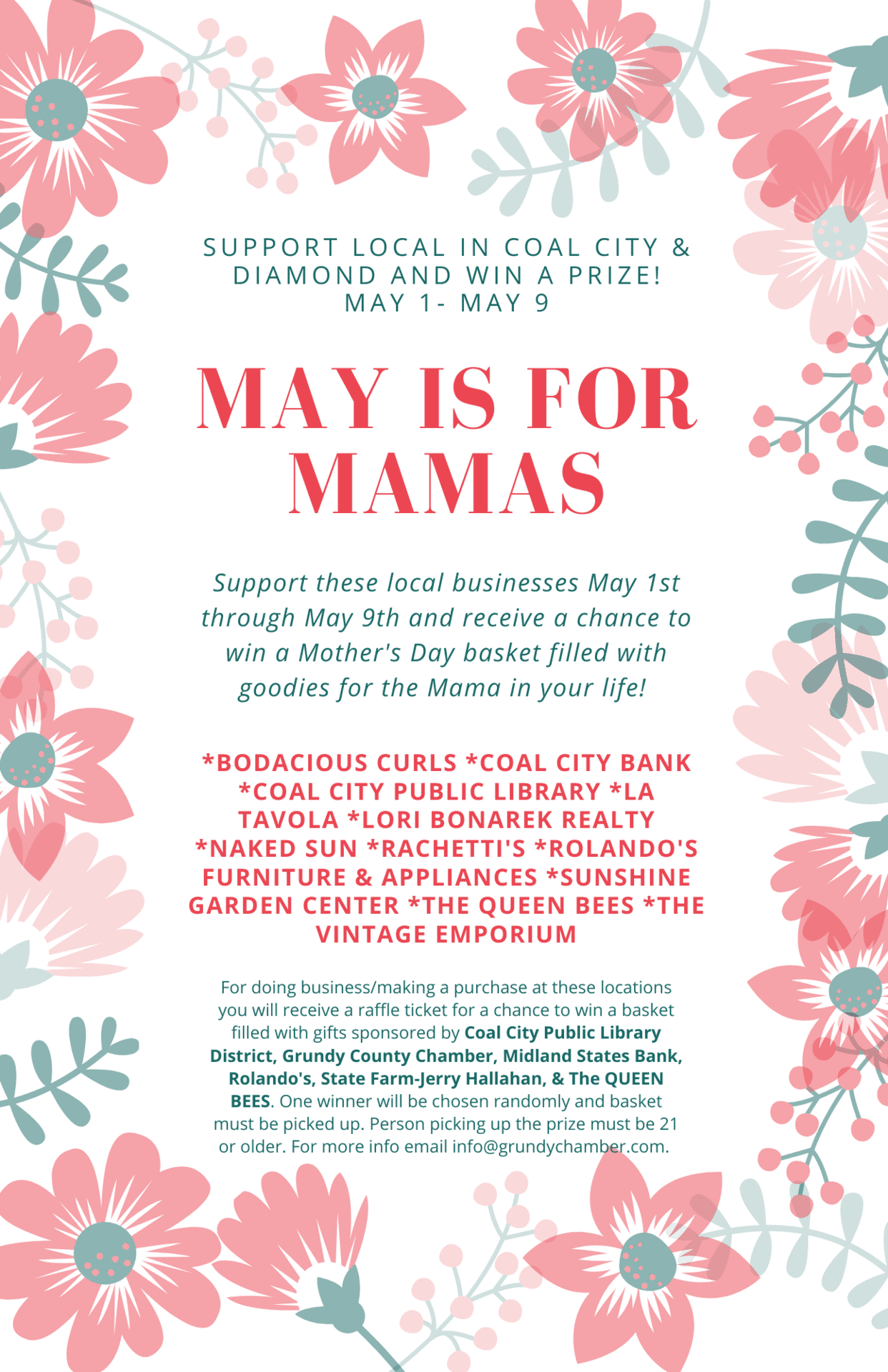 flyer may is for mamas5