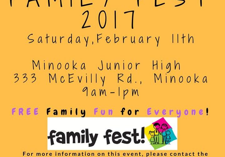 Grundy chamber family fest flier